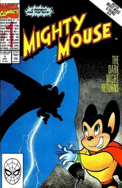 Might Mouse (1990) 1