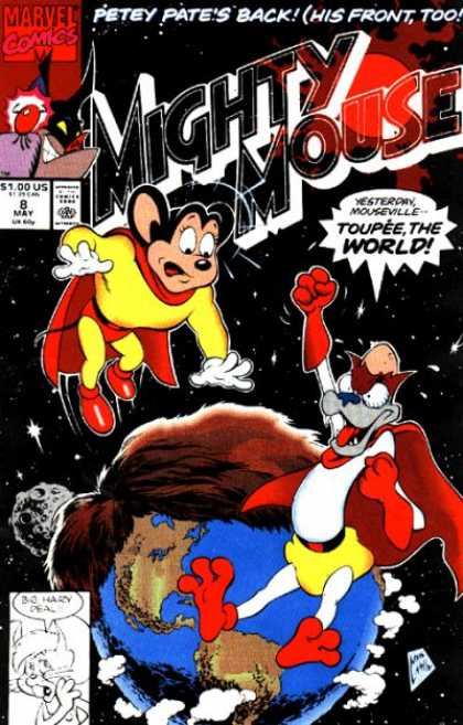 Might Mouse (1990) 8