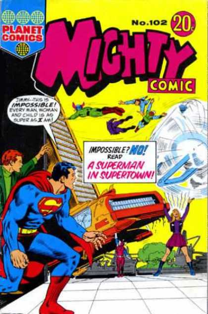 Mighty Comic 102