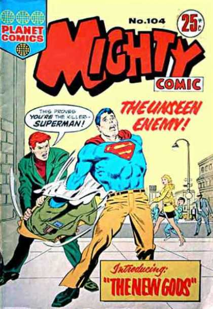 Mighty Comic 104