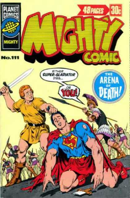 Mighty Comic 111