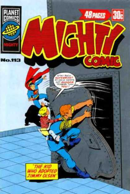 Mighty Comic 113