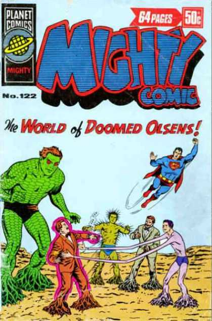 Mighty Comic 122