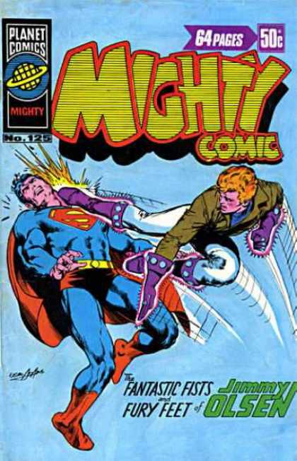 Mighty Comic 125