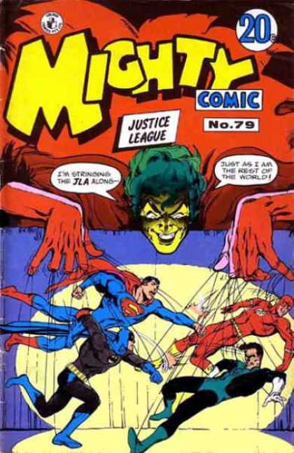 Mighty Comic 79