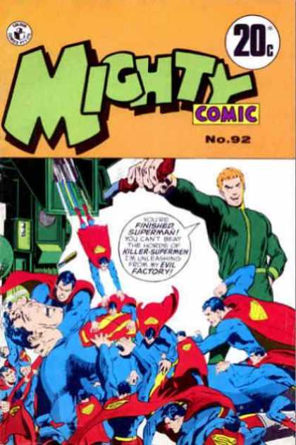 Mighty Comic 92