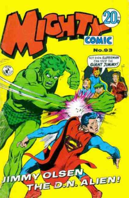 Mighty Comic 93