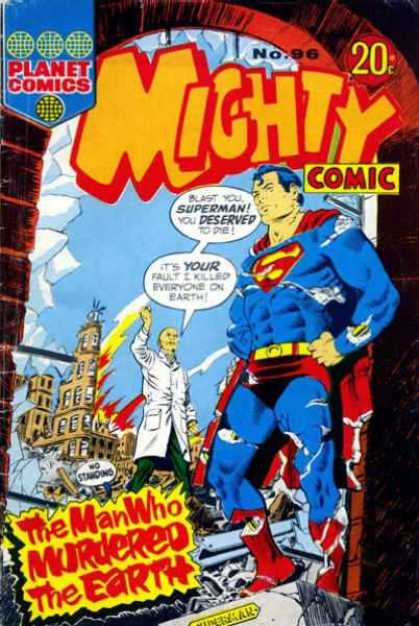 Mighty Comic 96