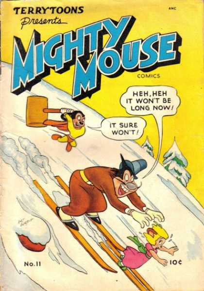 Mighty Mouse 11