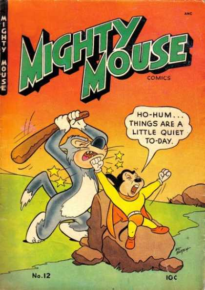Mighty Mouse 12