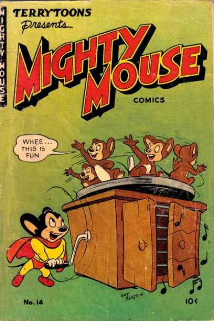 Mighty Mouse 14