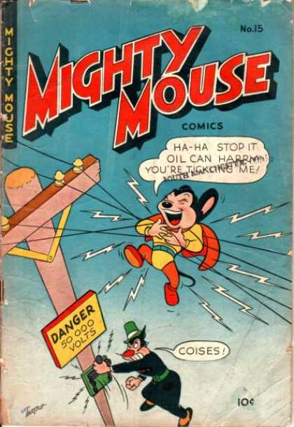 Mighty Mouse 15