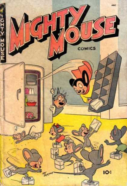 Mighty Mouse 16
