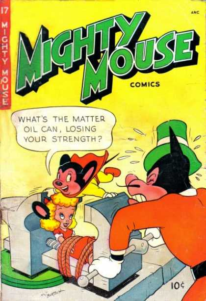 Mighty Mouse 17