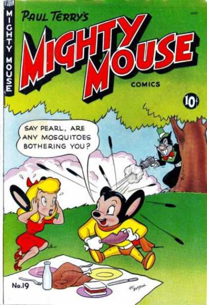 Mighty Mouse 19