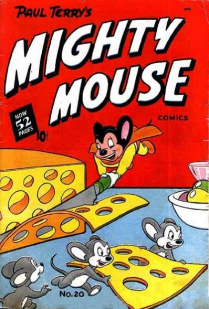Mighty Mouse 20