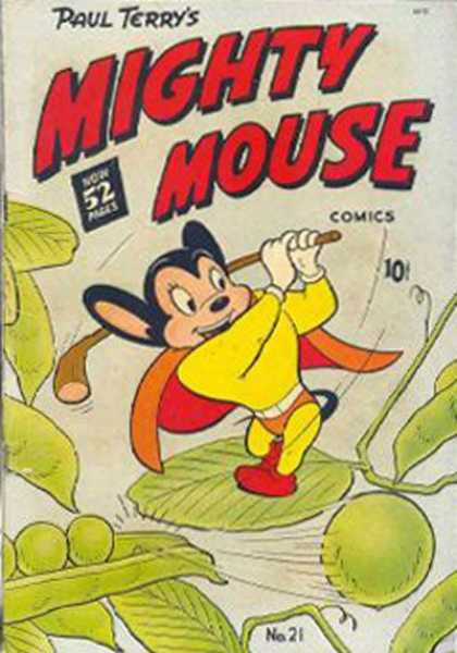 Mighty Mouse 21
