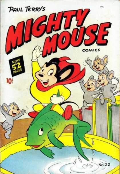 Mighty Mouse 22