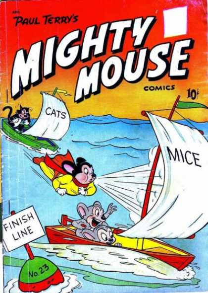 Mighty Mouse 23