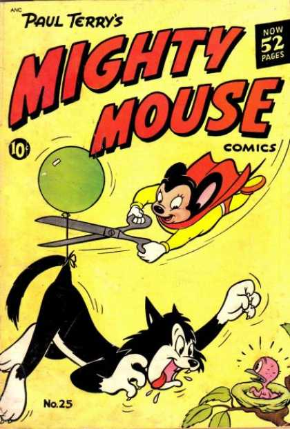 Mighty Mouse 25