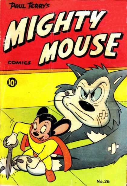 Mighty Mouse 26