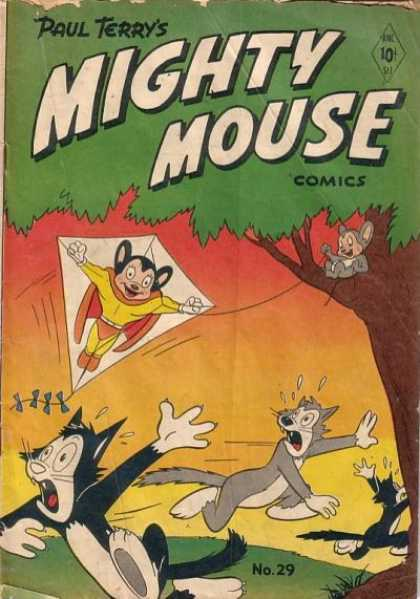 Mighty Mouse 29