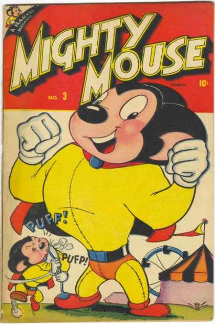Mighty Mouse 3
