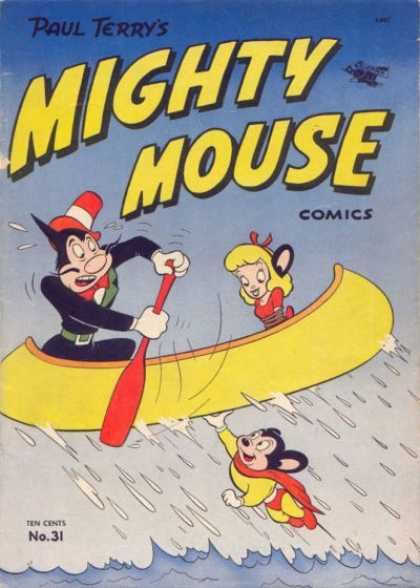 Mighty Mouse 31