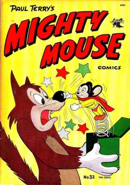 Mighty Mouse 32