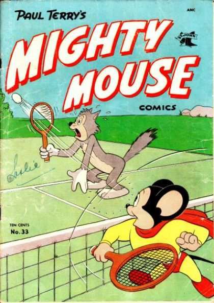 Mighty Mouse 33