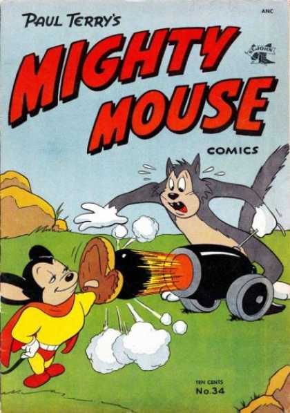 Mighty Mouse 34