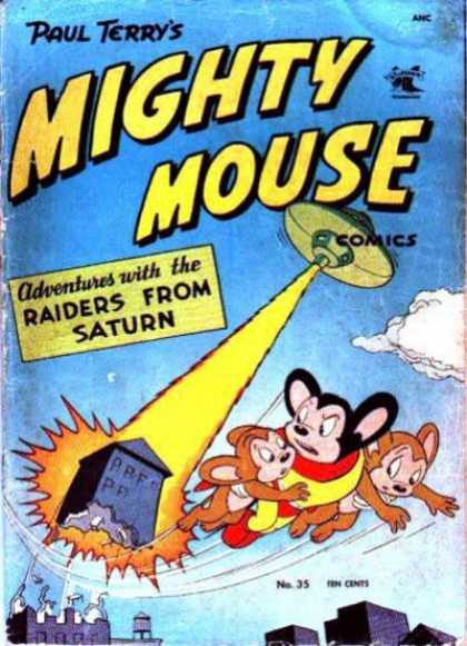 Mighty Mouse 35