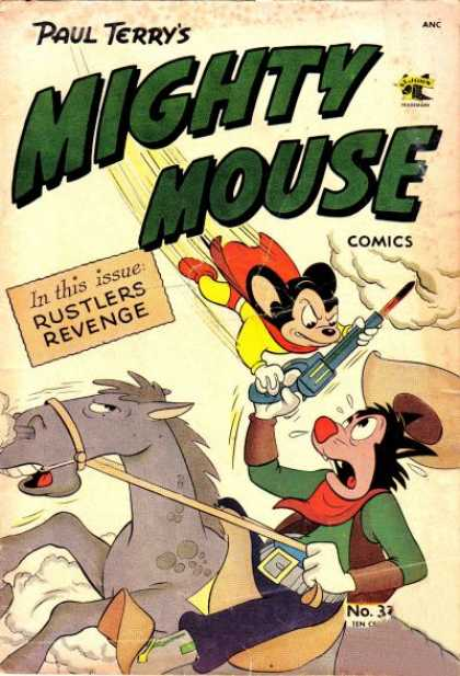 Mighty Mouse 37