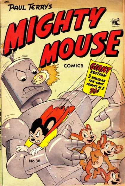 Mighty Mouse 38