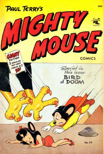 Mighty Mouse 39