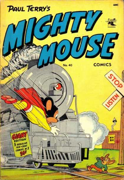 Mighty Mouse 40