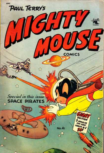 Mighty Mouse 41