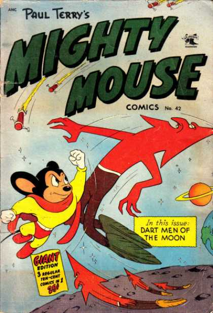 Mighty Mouse 42