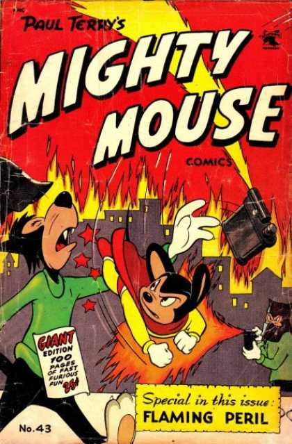 Mighty Mouse 43