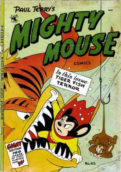 Mighty Mouse 45