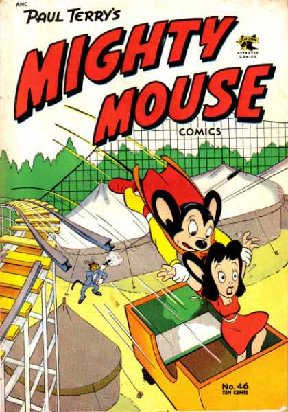 Mighty Mouse 46