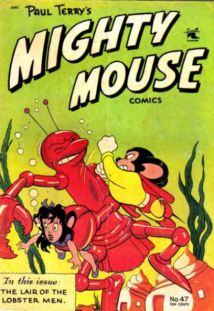Mighty Mouse 47