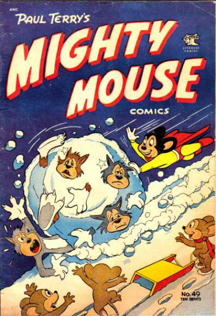 Mighty Mouse 49