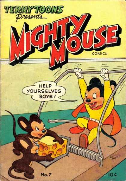 Mighty Mouse 7