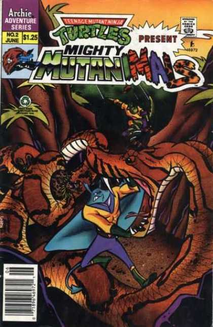 Mighty Mutanimals 2