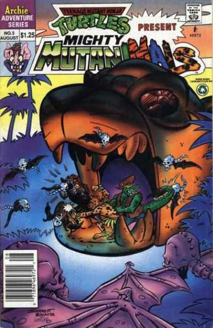 Mighty Mutanimals 3