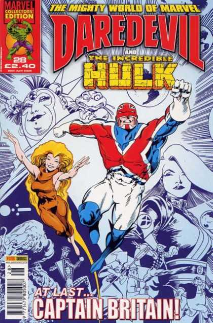 Mighty World of Marvel 28 - Alan Davis