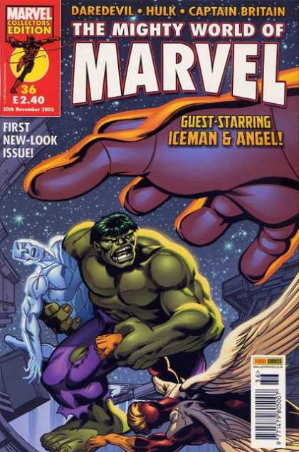 Mighty World of Marvel 36