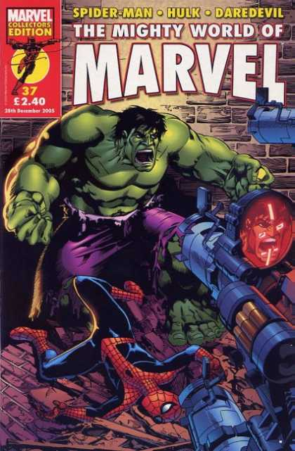 Mighty World of Marvel 37