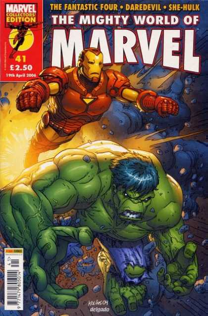 Mighty World of Marvel 41 - Scott Kolins